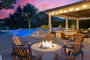 Fireplaces and Firepits #001 by Clear Expectations